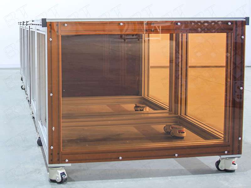 铝型材机柜