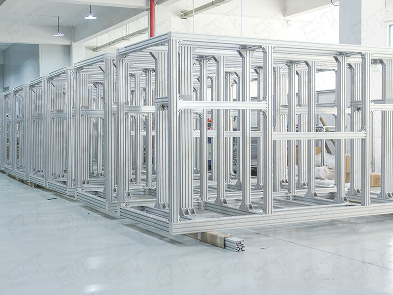 液晶屏生产线